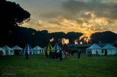 Live GrVItalia - accampamento