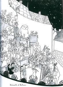 Illustrazione di Riccardo Massagli, p. 63
