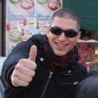 Davide Scano in una foto rubata sul suo profilo Fb ^_^