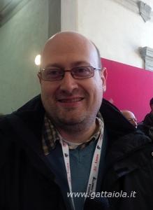 Giovanni Russo, responsabile Comics