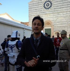 Emanuele Vietina, vicedirettore Lucca Comics and Games e responsabile Games