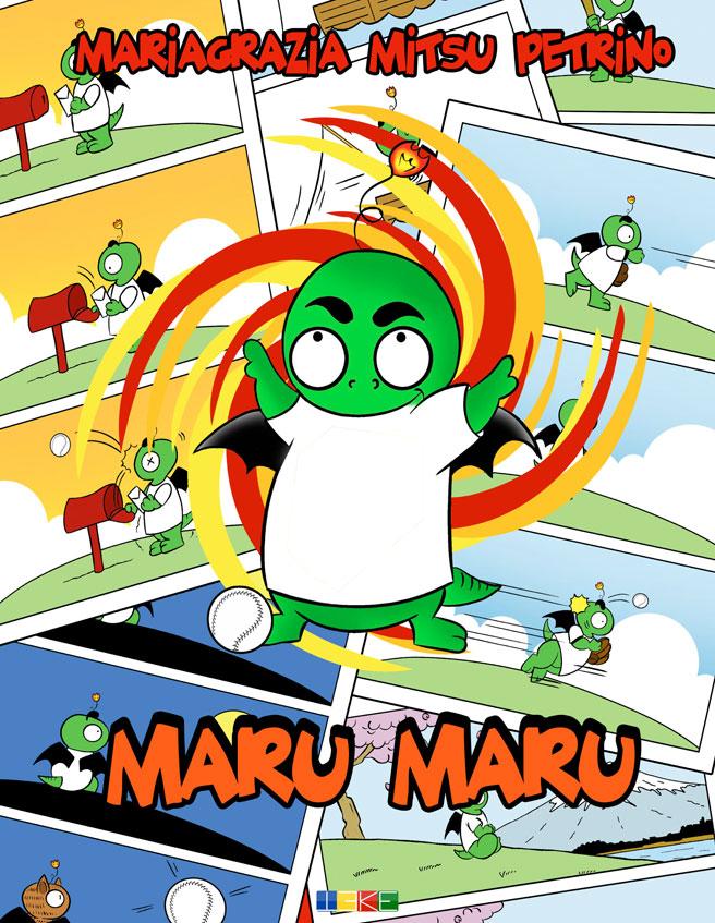 copertina-Maru-Maru-strips