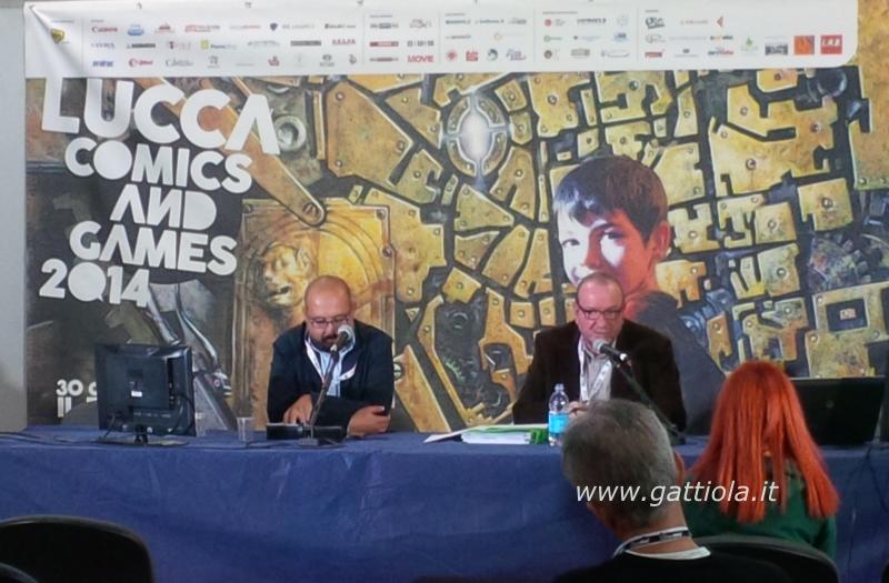 Gianluca Testa, Dario De Toffoli durante l'incontro - ph Anna Benedetto
