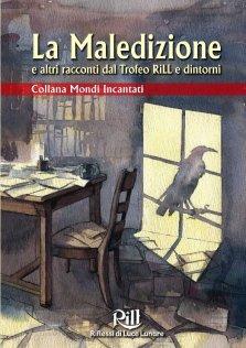 La Maledizione..., copertina di Valeria De Caterini