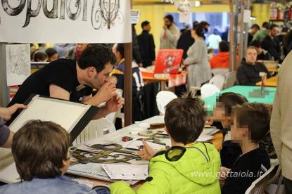 Bambini che giocano a Ludicomix 2015 - ph Eugenio Franchi