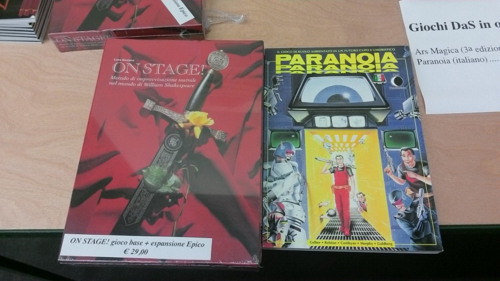 OnStage! e Paranoia, Das Productions - ph. Anna Benedetto
