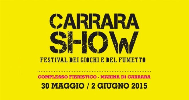#CarraraShow: pronti, attenti, si gioca!