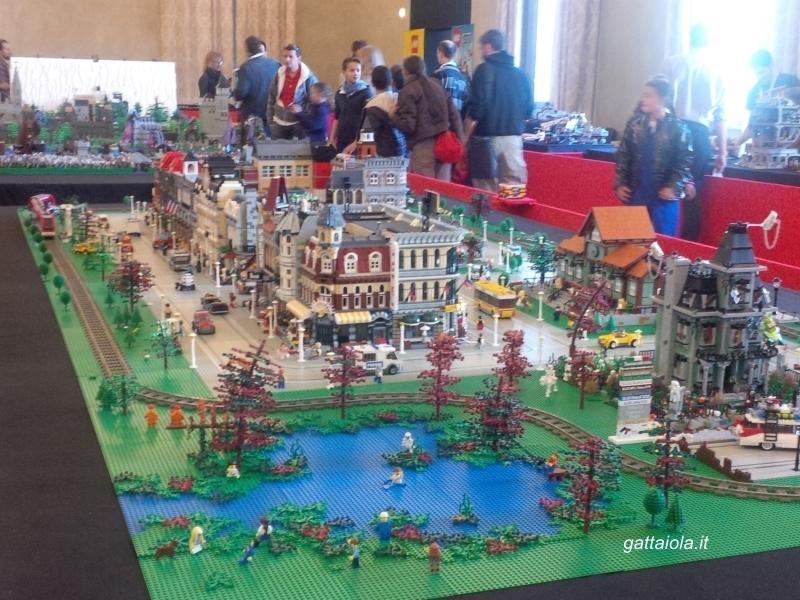 Lego Lucca Comics - ph Gattaiola