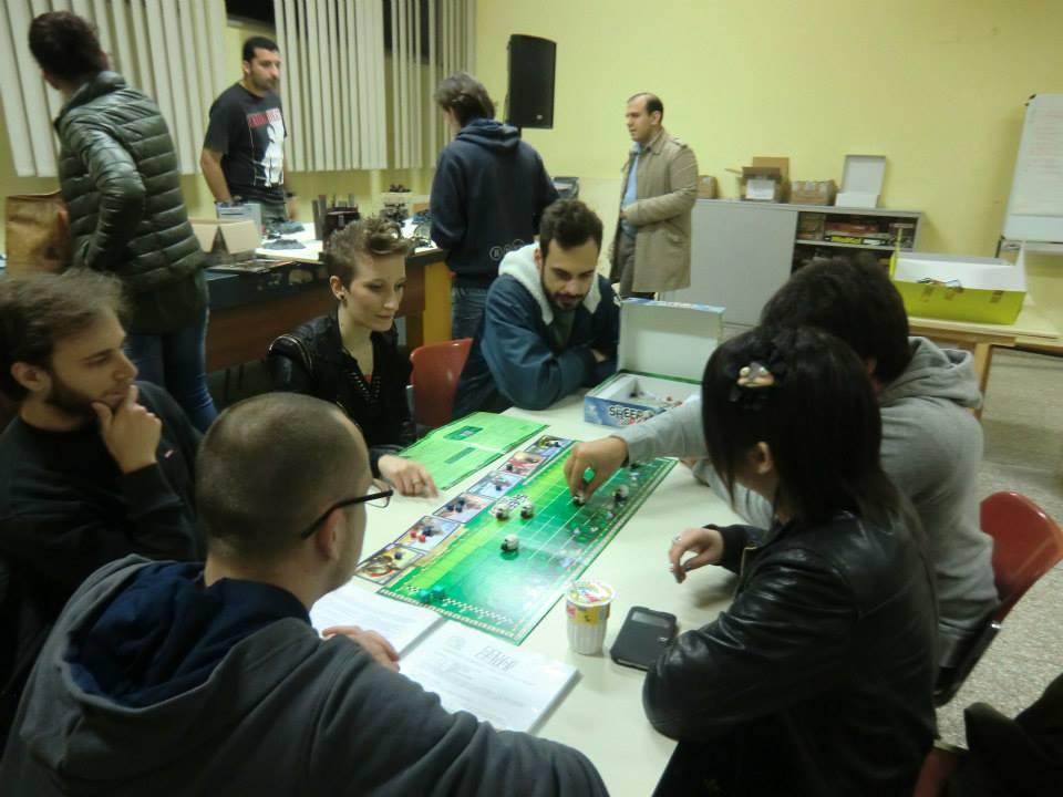 Ludus in Tabula Capannori - un momento di gioco in associazione
