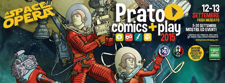 prato comics + play 2015 star wars