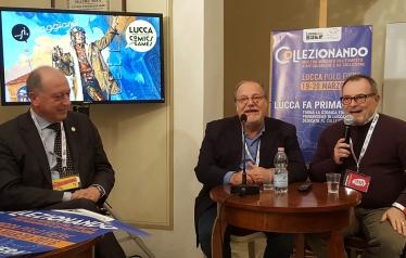 LuccaC&G2015. Genovese annuncia Collezionando