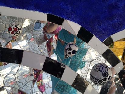 Giardino dei Tarocchi Niki de Saint Phalle 05