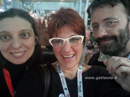 Laura Epifani, Anna Benedetto, Roberto Rog Gigli