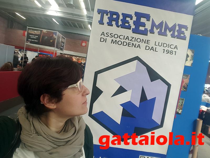 2017 Modena Play - area treemme con Cenere