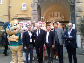 Pardini, tambellini, Straffi, Vietina e Milano,