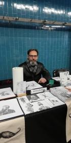 Antonio Bonanno - Prato Comics + Play ph Anna Benedetto