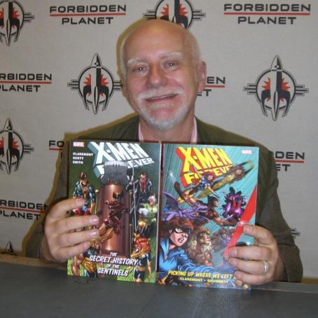 Chris Claremont, 'padre' di X-Men Uncanny sarà a Lucca Comics & Games dal 30 ottobre al 3 novembre, ospite di Panini Comics