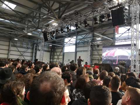 Nerd Show Bologna 2020 - ph Marika Andolfi